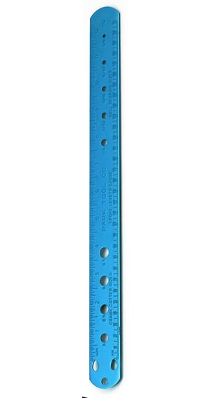 Park Tool SBC-1-mittatikku Pyörän työkalu